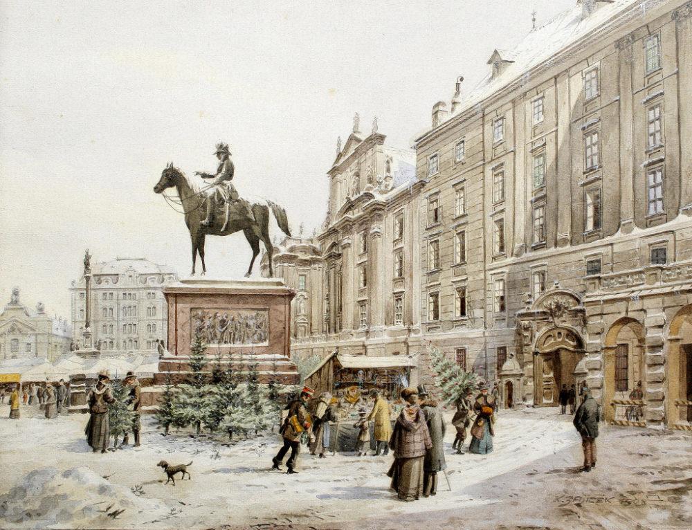 czech ancestors christmas