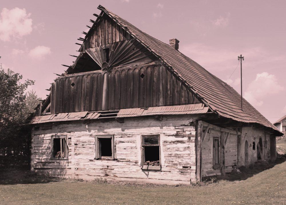 old czech house